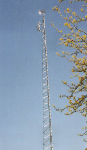 Wireless Classifieds New 100 Self Supporting Tower