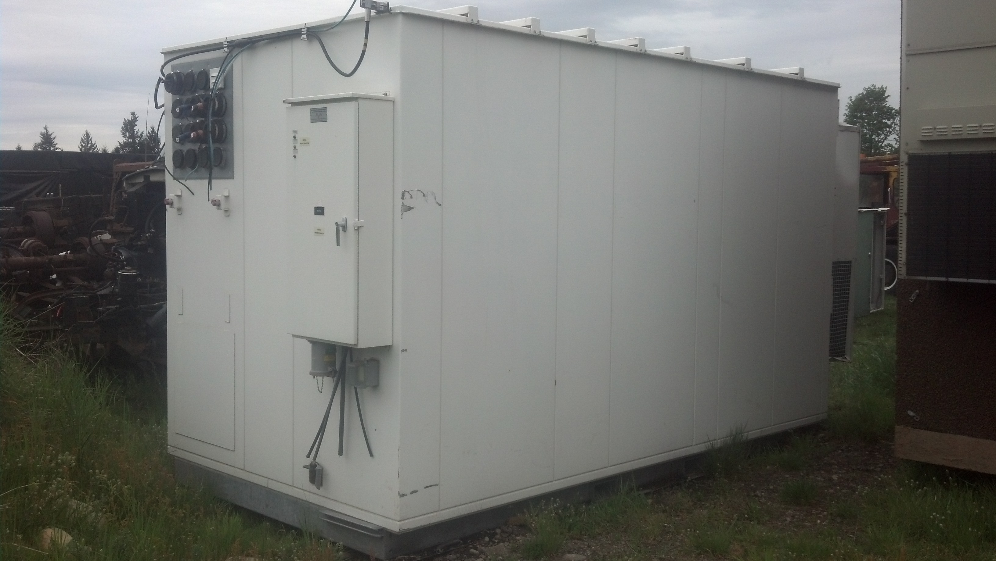 Wireless Classifieds Used 7 X 13 Aluminum Shelters