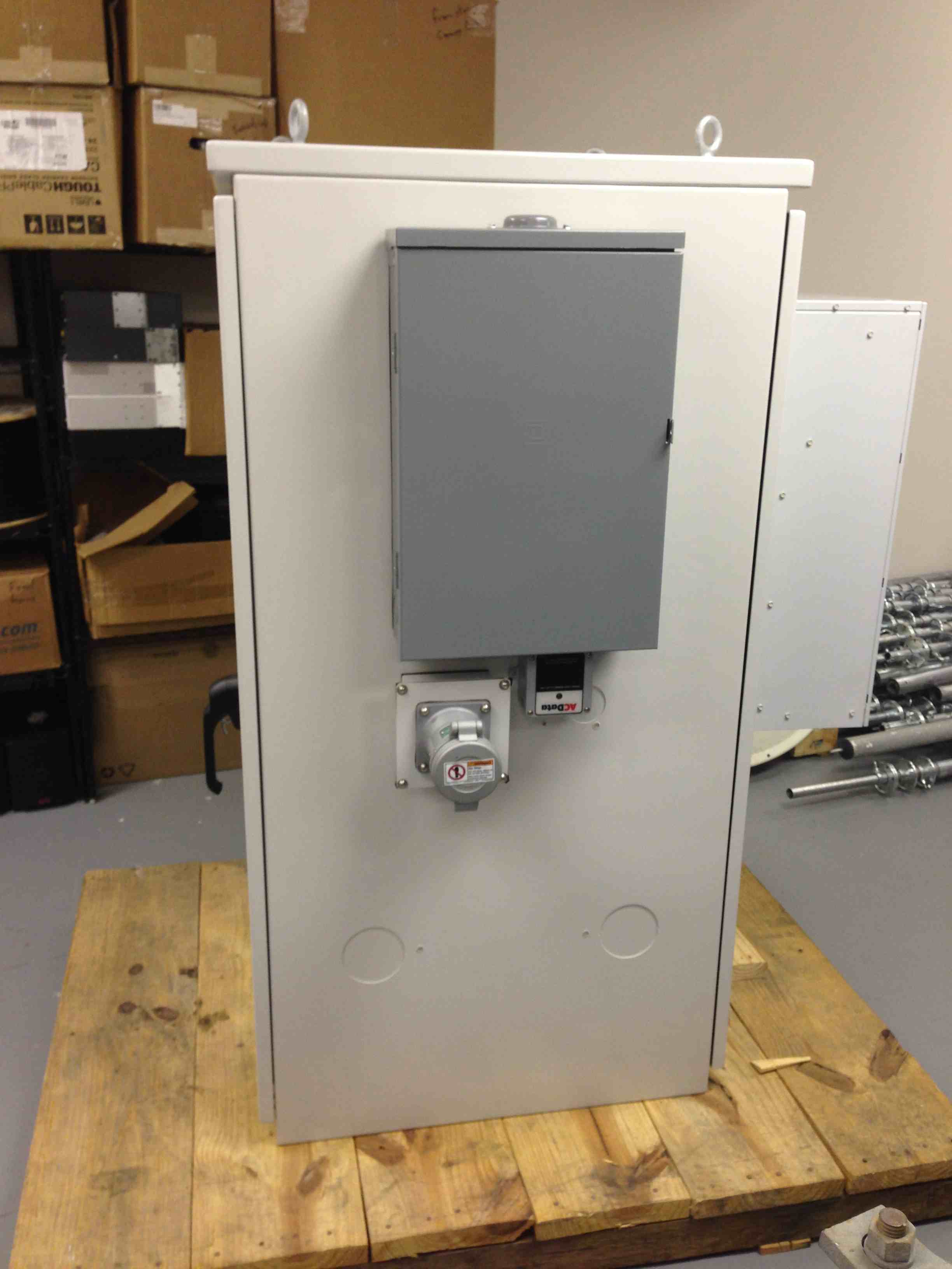 Wireless Classifieds Eltek Valere Cabinet With Mclean Ac
