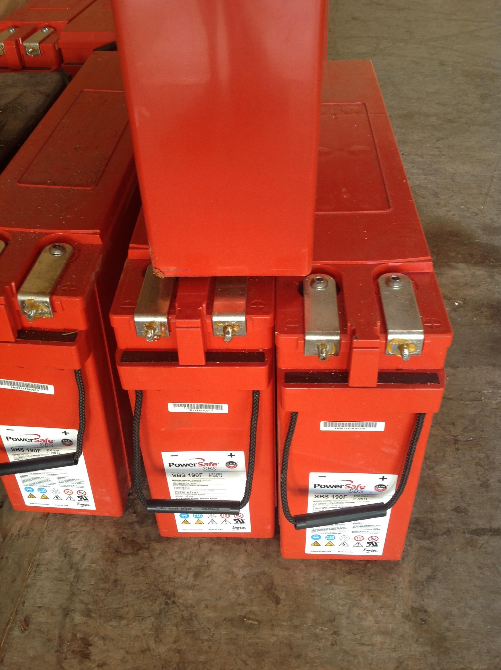 Wireless Classifieds - PowerSafe SBS 190F Batteries